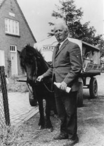 H.Broekman melkbezorger bijgenaamd Erdal