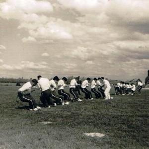Sportdag Balgoy 1962
