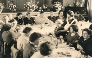 Zilverenfeest boerinnenbond 1957