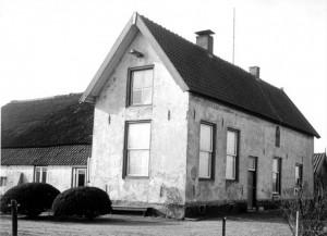 Hazelarenbosch voor-zijgevel