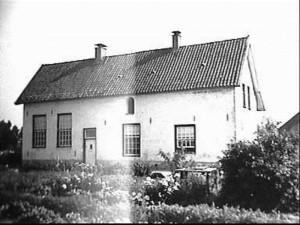 Hazelarenbosch voorgevel