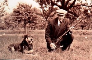 Opa Lennard Voss, voor 1940
