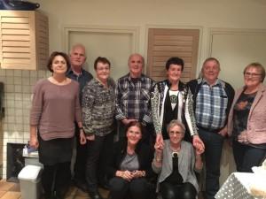 2015 verjaardag Peter (de jongste, 60) en alle broers en zussen Waarvan de oudste 69 is